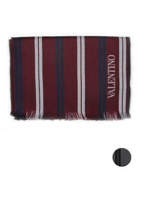 Sciarpa lana a righe VALENTINO