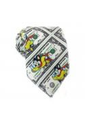 Cravatta seta dollar MOSCHINO