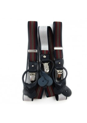 Braces leather GUERRIERI