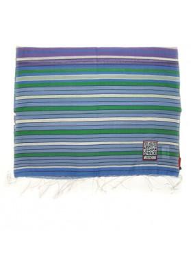 Scarf cotton stripes MOSCHINO
