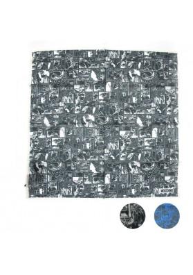 Foulard cotone MOSCHINO