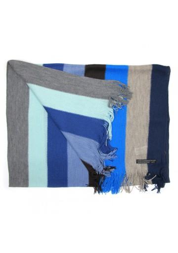 Sciarpa lana a righe GALLIENI1889