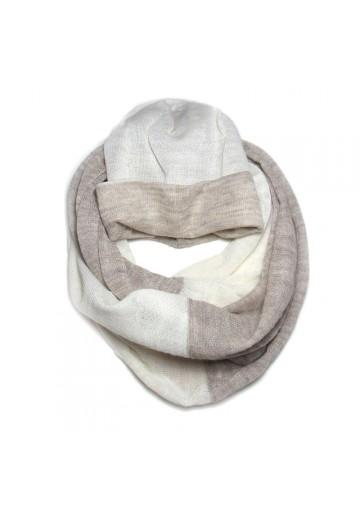 Hat scarf organic wool MARINI SILVANO
