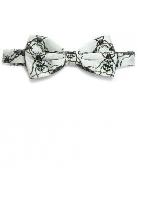 Butterfly bow tie from silk wool ASTRID SARKISSIAN