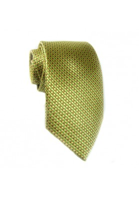 Cravatta seta a pois GIANFRANCO FERRE
