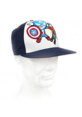 Cap AS VS RED SKULL NEW ERA TOKIDOKI