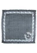 Cotton scarf with lace BELSTAFF