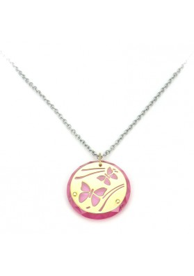 Pendant butterfly NOMINATION