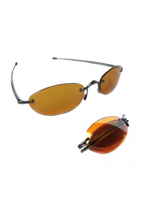Sunglasses folded MICROVISION