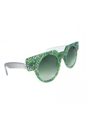 Vintage sunglasses SEA GARDEN SWATCH