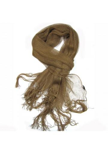 Sciarpa lino GUERRIERI-fashion