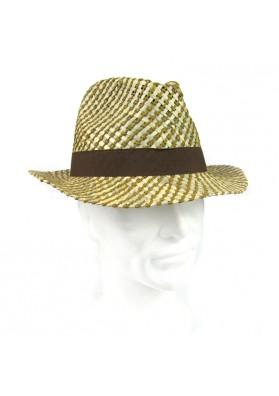 Hat straw MARINI SILVANO