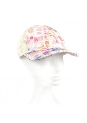 Cappello cotone paillettes MARINI SILVANO