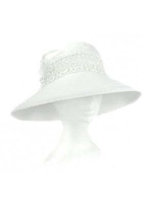 Hat linen GUERRIERI