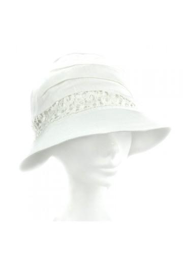 Cappello lino GUERRIERI