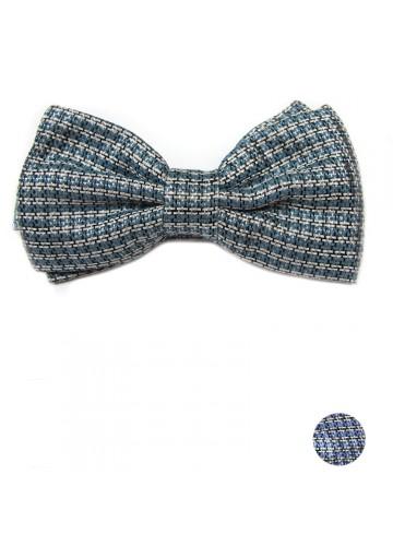 Classy adjustable bow tie in silk GIANFRANCO FERRE