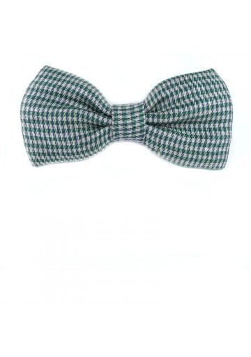 High class pre tied bow tie from linen MOSCHINO