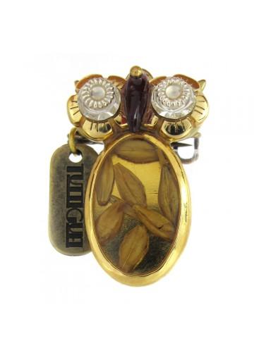 Brooch OWL TUTTIGUFI