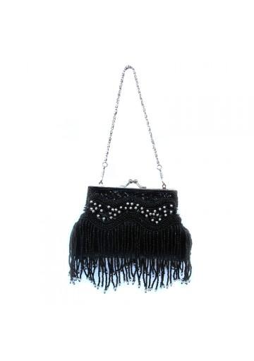 Bag with beads VILLANUEVA CAREY