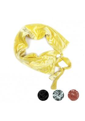 Velvet viscose scarf FORNARINA
