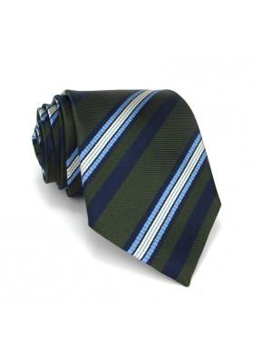 Cravatta regimental seta BALLANTYNE
