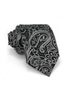 Cravatta seta sette pieghe GUERRIERI