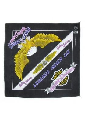 Vintage bandana AQUILA HARLEY-DAVIDSON