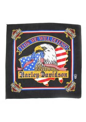 Vintage bandana EAGLE HARLEY-DAVIDSON