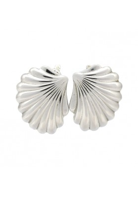 Vintage earrings SHELLS TRIFARI