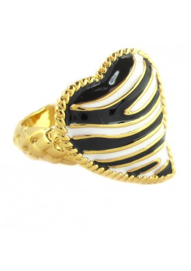 Ring HEART JUST CAVALLI