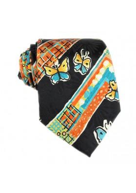 Tie silk butterflies GIANFRANCO FERRE