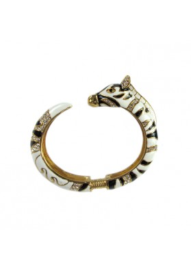 Bracelet zebra VILLANUEVA CAREY
