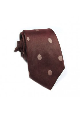 Cravatta seta a pois VIVIENNE WESTWOOD