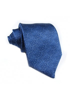 Cravatta seta a pois S. T. DUPONT.