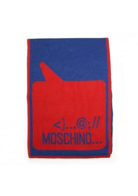 Sciarpa lana MOSCHINO