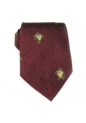 Tie silk dogs GUERRIERI