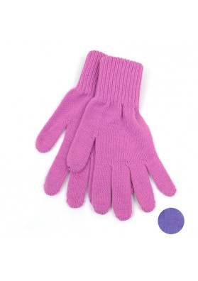 Women winter bright woolen gloves MARINI SILVANO