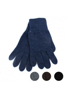 Women winter woolen knitted gloves MARINI SILVANO