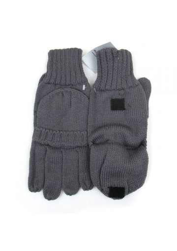 Gloves wool leather MARINI SILVANO