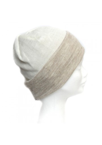 1549cf90ff4 Buy beanie knitted hat from organic wool - headwear
