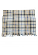 Scarf cotton checks GUERRIERI