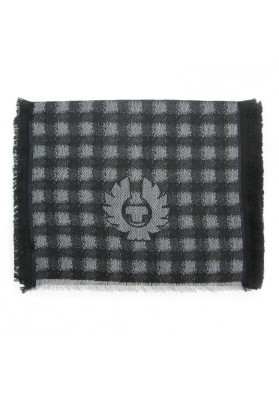 Scarf wool checks BELSTAFF