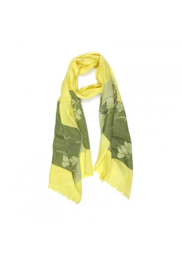 Scarf cotton wool GUERRIERI