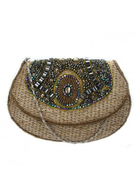 Bag with beads VILLANUEVA CAREY