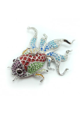 Brooch FISH VILLANUEVA CAREY