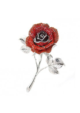 Brooch ROSE VILLANUEVA CAREY