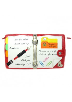 Women Clutch NOTES BRACCIALINI