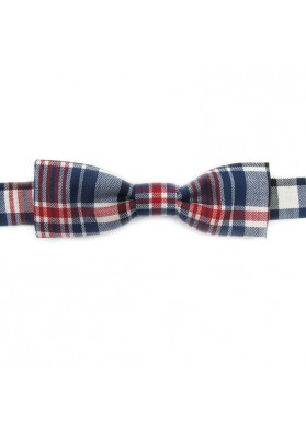Batwings bow tie cotton M. GRIFONI DENIM