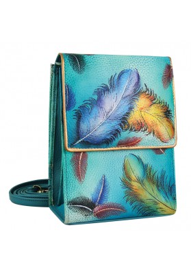 Bag messenger FEATHERS ANUSCHKA