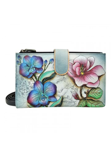 Wallet FLOWERS ANUSCHKA
